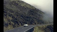 Drive through Yosemite Stock Footage
