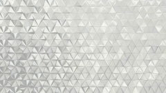 White infinity loop luxury background three sample cut title optimized Stock Footage
