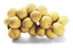 Bunch of Lanzones Fruit Stock Photos