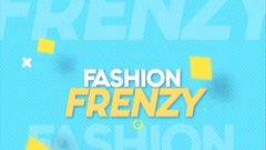 Fashion Frenzy Stock After Effects