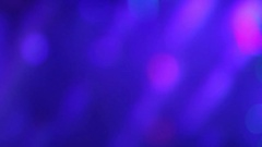 Multicolor lights at night club. Real time full hd video footage. Stock Footage