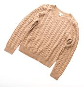 Sweaters clothing for winter season Stock Photos