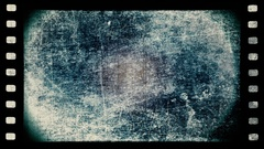 Gray Old Grunge  Film Background -   Video Footage Stock Footage