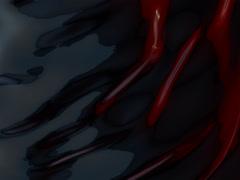 Abstract Organic Morph Animation Stock Footage