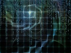 Accidental Technology Links Stock Illustration