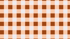 Gingham changing colours Stock Footage