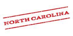North Carolina Watermark Stamp Piirros