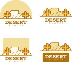 Desert Icon Designs Piirros