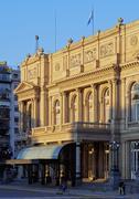 Teatro Colon in Buenos Aires Stock Photos