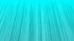 Aqua Motion Light Streaks Particles Background Loop Stock Footage