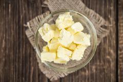 Butter (selective focus) Stock Photos