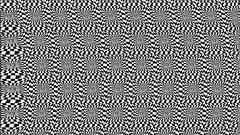 Checks pattern waving Stock Footage