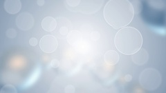 Abstract background with shining bokeh sparkles  Smooth animation Stock Footage