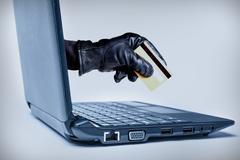 Cyber Crime Concept Kuvituskuvat