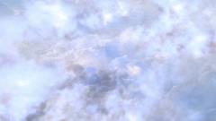 White Heaven Background Stock Footage