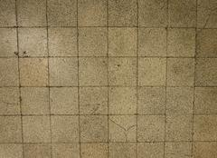Floor tile with natural stone textured photo taken in Semarang Indonesia Stock Photos