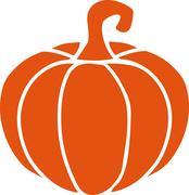 Pumpkin icon Stock Illustration