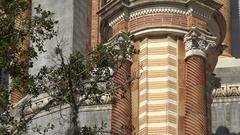 Memorial Presbyterian Church, St Augustine, Florida, USA Stock Footage