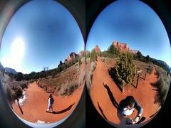 Belll Rock Panorama Stock Footage
