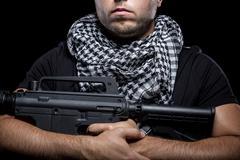 Private Military Contractor Mercenary Stock Photos