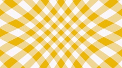 Trellis Gingham pattern changing colours Stock Footage