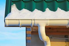 The drain PVC Stock Photos