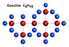 Gasoline Stock Illustration