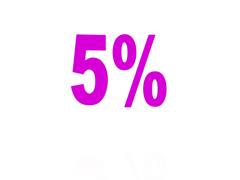 Bouncing Purple 5% Stock Footage
