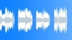 Robot System Crash Shut Down 4 items Sound Effect