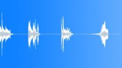 Digital Bug Error Sounds 4 items Äänitehoste