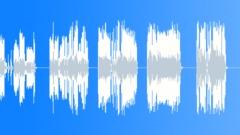 Robot System Crash Shut Down Set 2 5 items Sound Effect