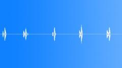 Marker Checking Off List Sound Effect