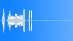 Robot Sound Data Alert Sound Effect