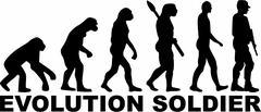 Soldier Evolution Piirros