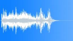 Long sliding heavy door closing Sound Effect