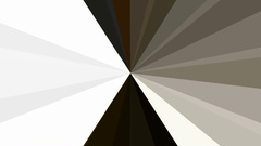 Roundabout of gray segments in a different tonality Stock Footage
