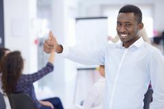 Multi ethnic business people, entrepreneur, business, small business concept Kuvituskuvat