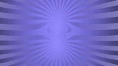 Violet beam background ripples effect Stock Footage