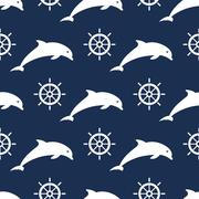 Maritime mood Stock Illustration