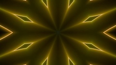 Abstract background loop multi color hypnotic Stock Footage