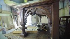 Workshop restorer Stock Footage