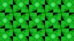 Green bokeh background visual art Stock Footage