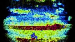 Digital TV malfunction - HD Stock Video Stock Footage