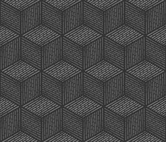 Seamless background design consisting of cubes Stock Illustration