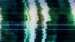 TV static flickers and shifts - HD Stock Video Stock Footage