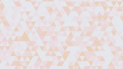 Abstract triangles background. Stock Footage