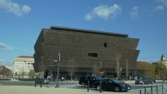 National Museum of African American History Stock Footage