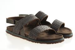 Beautiful men sandal Stock Photos
