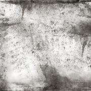 Gray brush stroke texture background Stock Photos