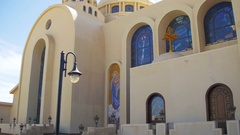 The Christian Church Building Arkistovideo